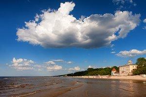 Big beautiful clouds