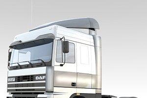 DAF-95 XF Truck