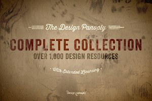 Design Panoply Complete Collection