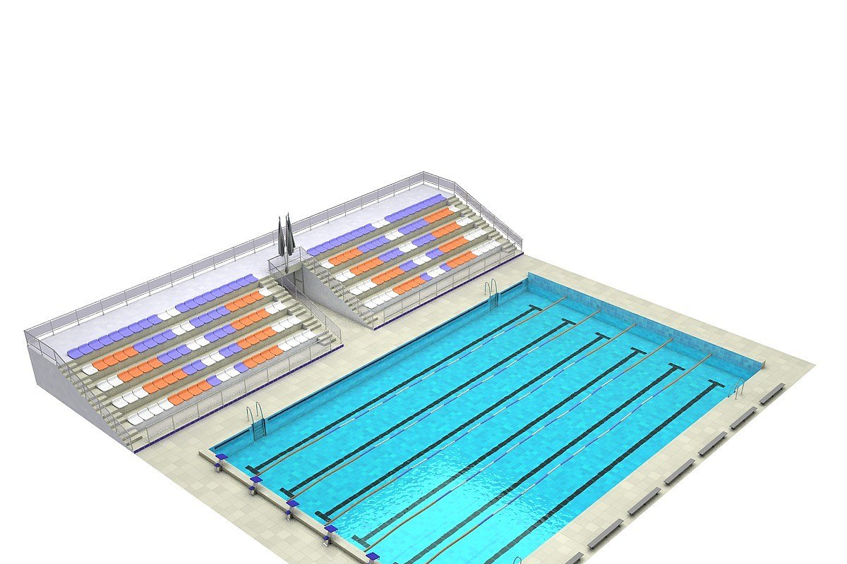 Arena pool in Architecture - product preview 8