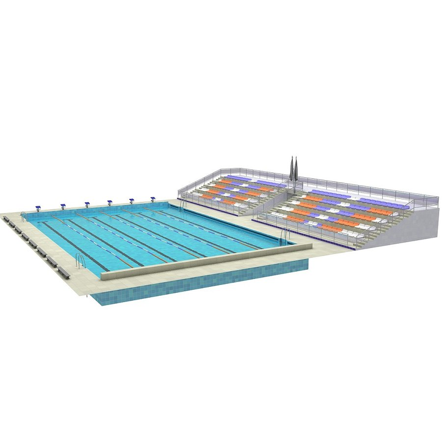 Arena pool in Architecture - product preview 1