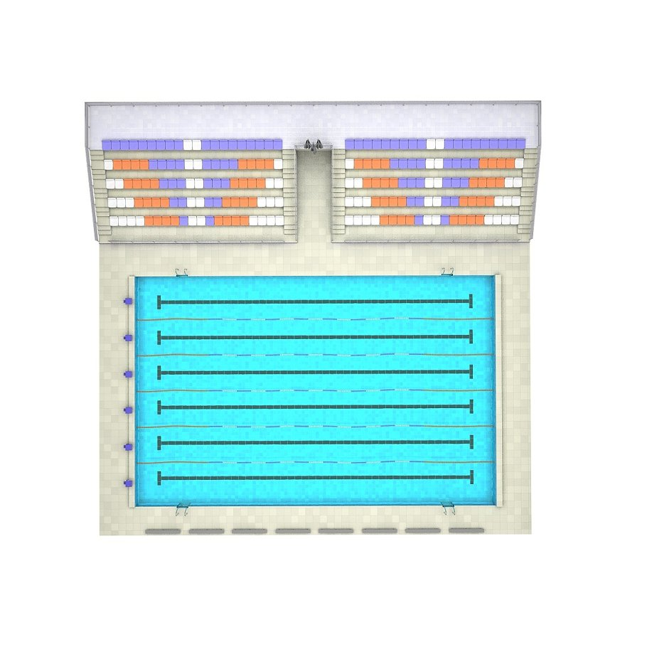 Arena pool in Architecture - product preview 2