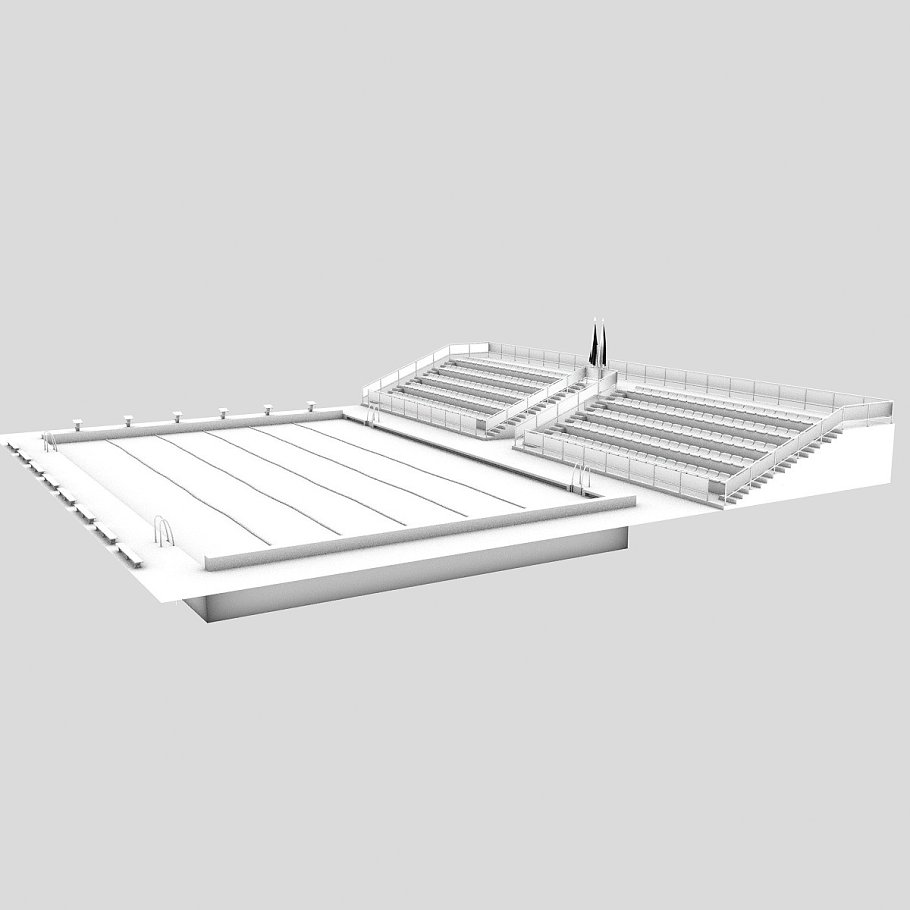 Arena pool in Architecture - product preview 4