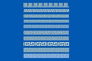greek style border