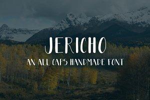 Jericho Font
