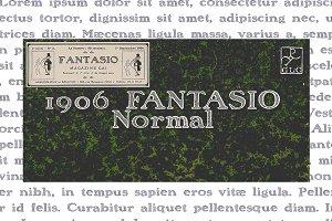 1906 Fantasio Normal OTF