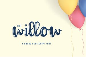 The Willow Script (ONLY $12)