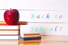 concept back to school