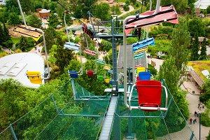 funicular ropeway