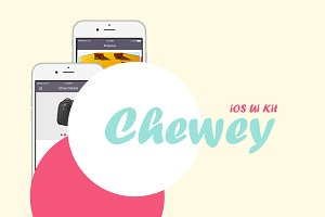 Chewey iOS UI Kit