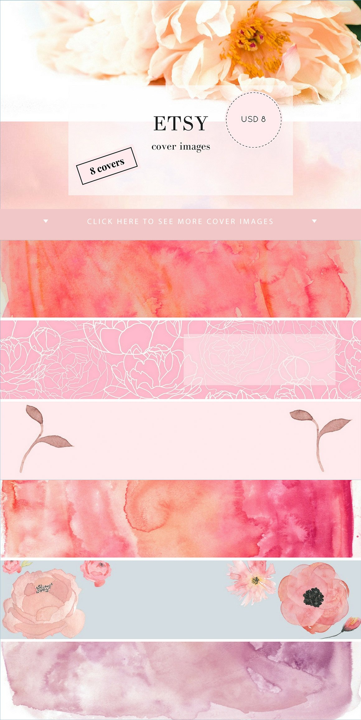 How To Design An Etsy Banner Cover Photo Youtube 3364477