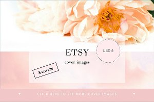 ETSY cover images and banners