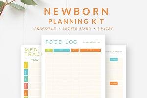 Newborn Planning Kit Printables