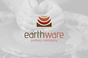 Pottery / Dinnerware Company Logo
