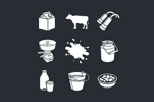 Milk production