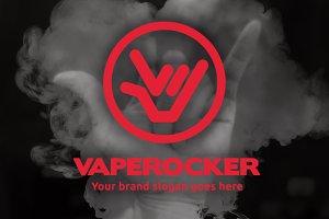 Vape Rocker Logo