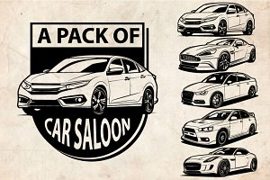 Pack Of A Car