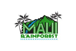Maui Rainforest Retro
