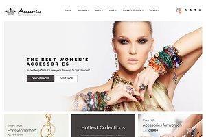 Ap Accessories Shopify Theme