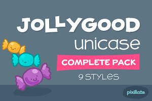 JollyGood Unicase Complete