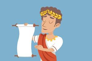 Declaration Roman