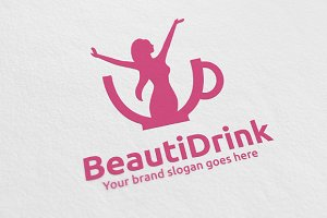 Beauty Drink Logo