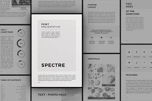 Spectre - Vertical Presentation