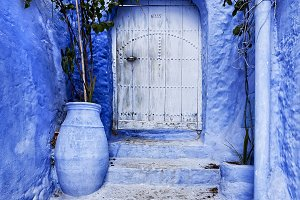 Chaouen in Morocco