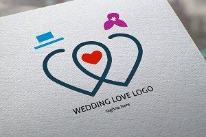 Wedding Love Logo