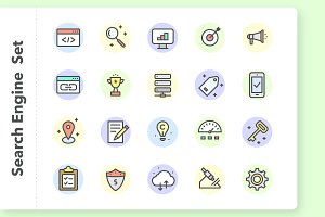 SEO – Search Engine Optimization Set