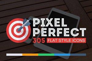 305 Flat Icons