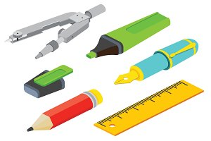 2:1 Isometric Drawing Tools