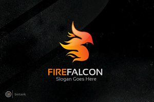 Fire Falcon Logo