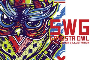 SWG Gangsta Owl