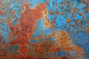 Rust Background Texture