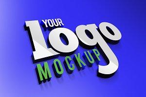 2 Logo Mockups