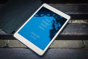 Apple iPad Display Mock-up#1