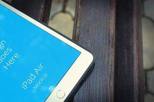 Apple iPad Display Mock-up#4
