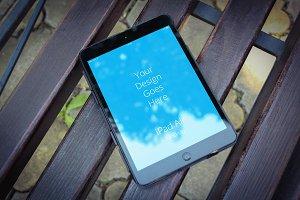 Apple iPad Display Mock-up#5
