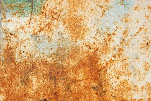 Metal Rust Abstract Texture