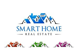 Real estate logo, home, house vol 2