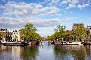 Amsterdam River View