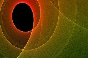 Spiral Fractal Abstract