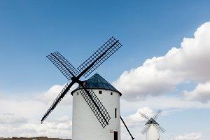 Windmill in Spain