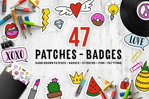 Patches - badges