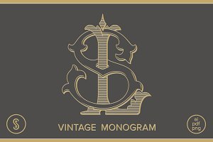 LS Monogram SL Monogram