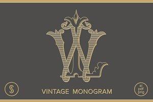 LW Monogram WL Monogram