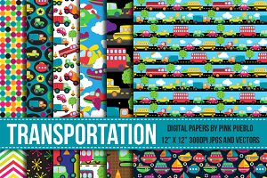 Transportation Papers or Backgrounds