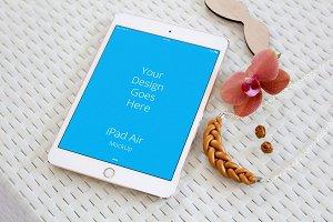 Apple iPad Display Mock-up#14