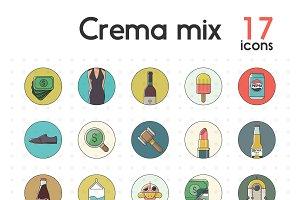 Crema Mix